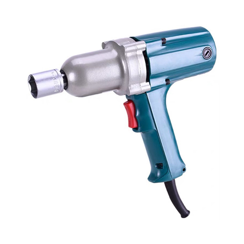 PW-16 350W Electric Impact Wrench 450Nm Torque M6-M12 Screw Removal Installation Spanner Changing Tire Power Tool 220V/110V