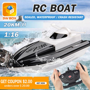 Racing Boat Remote-Control H100 Ft012 Twin-Motor RC High-Speed Radio H101 Children Outdoor