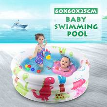 Ball-Pool Swimming-Pool Inflatable-Pool-Play Children's Kids for 60x60cm Home-Use Large-Size