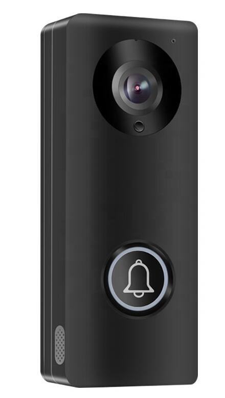 1080p 2MP Smart WiFi Video Doorbell Wireless Video Door Phone APP  Waterproof PIR Motion Detection Support AC/ DC/POE Power