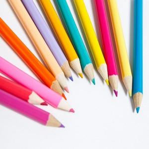 Image 2 - 208PCS Dei Capretti Dei Bambini Pittura Strumenti di Disegno Set con Matite Colorate Pennarelli Pastelli per la Scuola A Casa Forniture di Scuola Materna
