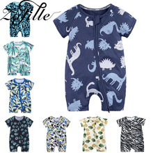 ZAFILLE Short Sleeve Newborn Baby Clothes Pure Cotton Baby Rompers Baby Girl Jumpsuits Summer Toddler Costume Baby Boy Rompers 2016 baby boys rompers summer baby boy clothing sets roupas bebes short sleeve infant baby boy jumpsuits newborn baby clothes