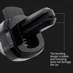 Image 5 - Tiểu Quỷ Trọng Lực Giá Đỡ Điện Thoại Ô Tô Samsung Huawei Xiaomi iPhone 12 Silicone Giá Đỡ Kẹp Trên Xe Lỗ Thông Khí Gắn Điện Thoại chân Đế