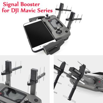 DJI Mavic Drone Series wzmacniacz sygnału yagi-uda antena pilot przedłużacz zasięgu dla DJI Mavic 2 MINI AIR akcesoria PRO tanie i dobre opinie LINGHUANG CN (pochodzenie) Pilot zdalnego sterowania 13 2g Fit for DJI MAVIC Series 8 7*3cm