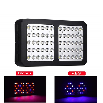 Double switch LED plant Grow Light 600W Full Spectrum Growth Lamp for indoor seedling Greenhouse tent Bloom Vegetable phyto lamp