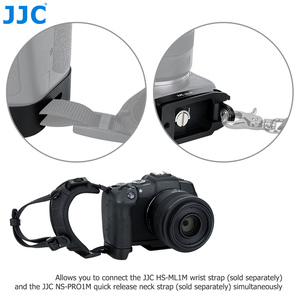 Image 3 - JJC Extension Grip For Canon EOSRP EOS RP Camera Holder Arca Swiss Type Quick Release Plate Anti Slip Pad Replaces Canon EG E1