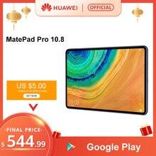 "Original HUAWEI MatePad Pro Tablet Android 10 Turbo 10,8 ""7250 mAh Kirin990 Core WIFI LTE Typ-C Vier- kanal Unterstützung Bleistift"
