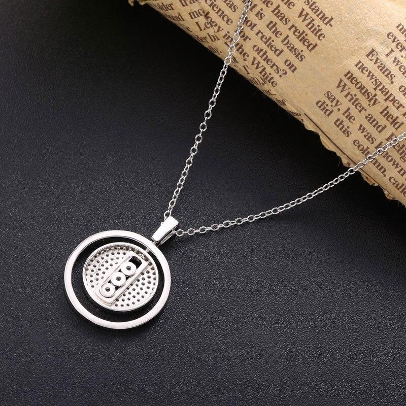 Moonmory 925 en argent Sterling colliers pendentif pour les femmes marque populaire CZ Zircon argent cou chaînes bijoux 2020 cadeaux de noël 5