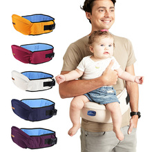 Ergonomic Baby Carrier Infant Kid Baby Hipseat Sling Front Facing Kangaroo Baby Wrap Carrier for Baby Travel 0-18 Months cheap 3-24 months COTTON Polyester 10kg 11kg 12kg 13kg 14kg 15kg 16kg 17KG Solid Front Carry Horizontal Face-to-Face Back Carry