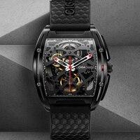 CIGA-reloj ejecutivo de lujo para hombres, cronógrafo de pulsera, informal, a la moda, resistente al agua, Masculino