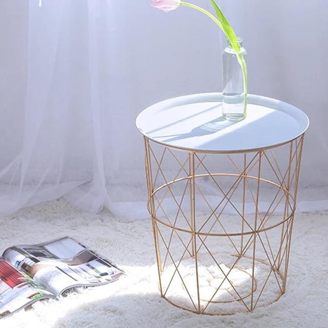 Iron Storage Basket  4