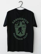 T-shirt de l'équipe de recherche Bigfoot Sasquatch, taille M 2Xl, nouveau, limité