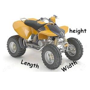 Image 3 - Chống nước Chống Bụi Chống Tia UV Quad Xe Đạp ATV Dành Cho Polaris Honda Yamaha Có Thể AM Suzuki Kawasaki Kích Thước M XXXL D35 dfdf