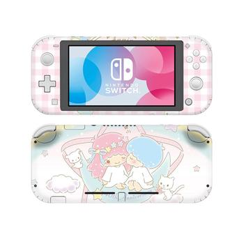 Little Twin Stars NintendoSwitch Skin Sticker Decal For Nintendo Switch Lite Protector Nintend Switch Lite Skin Sticker Vinyl 1