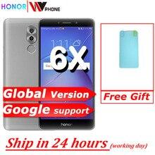 Original Honor 6X 3G RAM 32G ROM Dual Rear Camera LTE Mobile