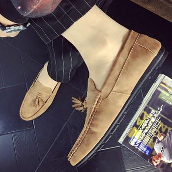 Luksusowe męskie mokasyny PU dół obuwie wysokiej jakości buty sportowe męskie buty groszek jazdy mokasyny mężczyźni miękkie Mocassin Homme tanie i dobre opinie Wensilian RUBBER Wen-hny791 Slip-on Pasuje prawda na wymiar weź swój normalny rozmiar Podstawowe Stałe Oddychające