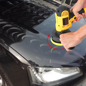 Image 3 - 220v 3700 rpm carro elétrico polisher scratch repair 700w máquina de polimento automático velocidade ajustável lixar depilação ferramentas acessórios