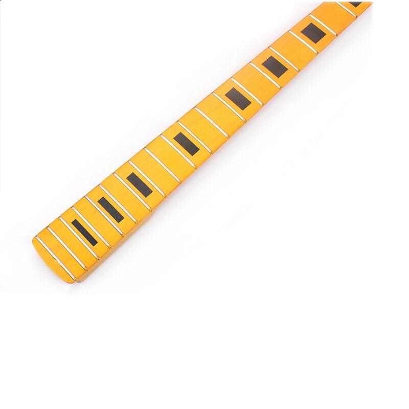 Cou de guitare basse 4 cordes 21 Fret accessoires de remplacement d'instruments de musique en bois M88