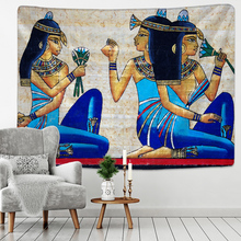 Ancient Egyptian Tribal Savage Tapestry Wall Hanging Home Dorm Decor Bedspread Throw Art Home Decor