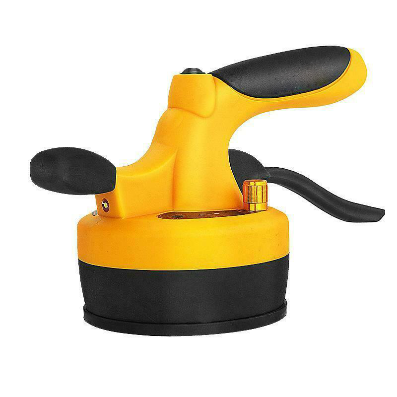Tile Professional Tiling Tool Machine Vibrator Suction Cup Adjustable For 60X60cm AUG889