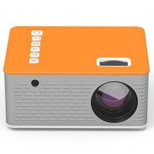 Uc28d мини проектор Портативный wi fi дома Кино для 1080p видео