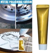 Portable 10g Rust Remover Metal Stainless Steel Ceramic Machine Polishing Paste Cream rust-free material Rim Care for Car