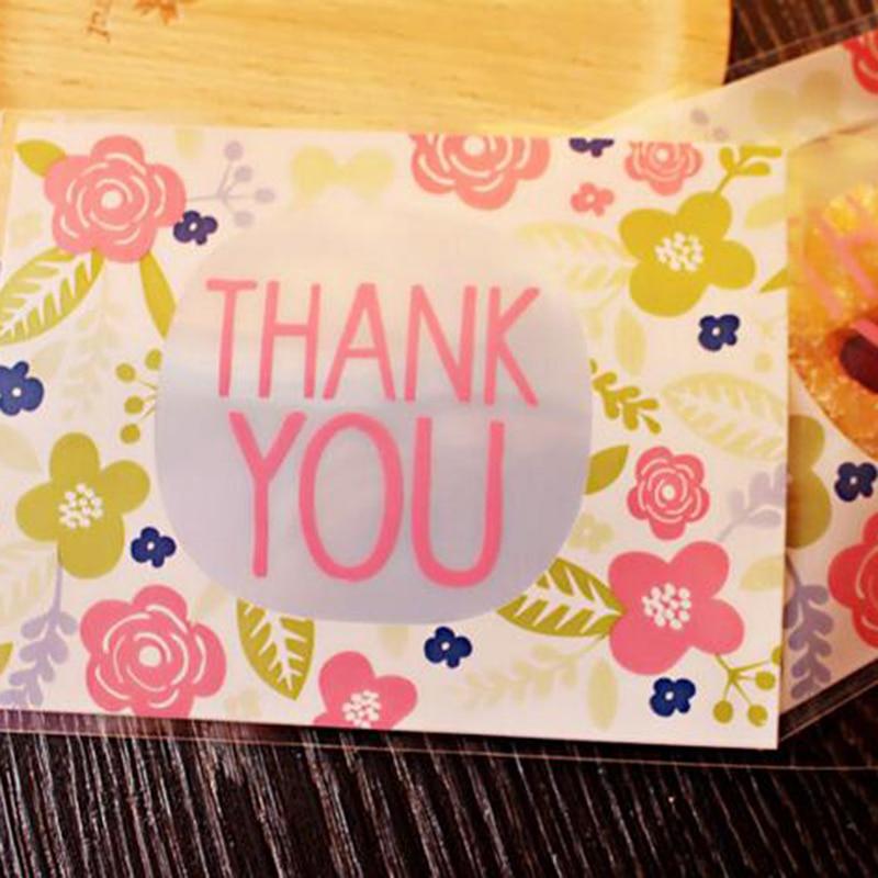 Изображение цвета Изысканный мешок для выпечки конфет мешок печенья маленький West Point мешок мыло ручной работы самоклеящийся мешок 1