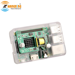 Image 4 - GAF PiHat Isolated 802.3af 10 watt PoE Hat board for Raspberry Pi and GPIO and serial use work 100Meters