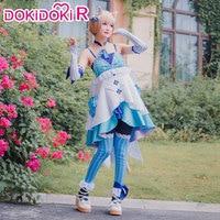 DokiDoki R Anime Re:Life in a different world from zero Cosplay Felix Argyle Costume Re Zero Cosplay Costume Felix Argyle