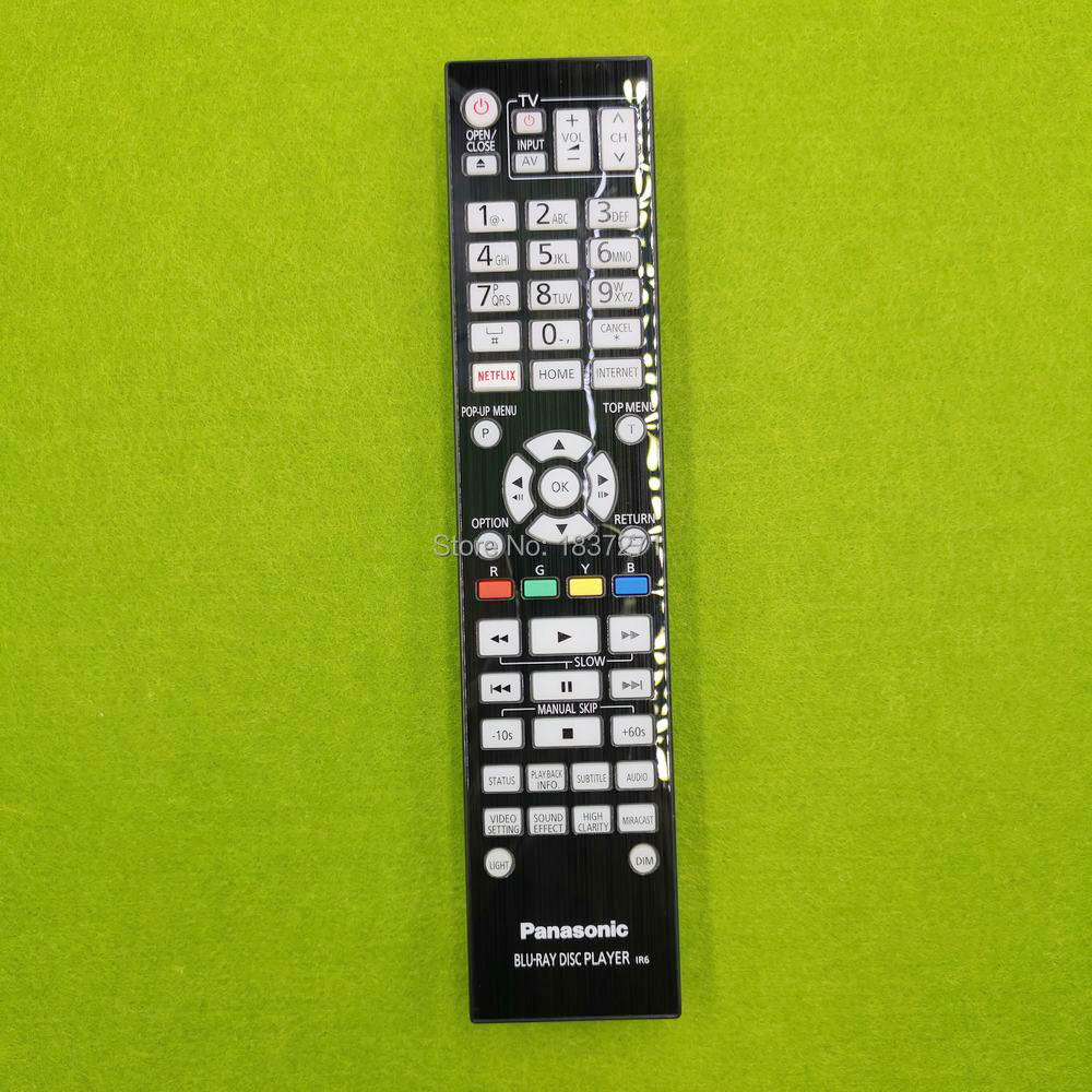 new original remote control N2QAYA000130 for Panasonic DMP UB900 DMP UB900GN DMP BDT700 Blu Ray DVD