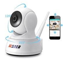 BESDER cámara IP de seguridad para el hogar, Mini cámara inalámbrica de Audio bidireccional, visión nocturna, CCTV, WiFi, almacenamiento en la nube, Monitor para bebés, 1080P