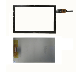 LPPLY NEW Digitizer Assembly For Acer iconia one 10 B3-A40 A7001 B3-A40 LCD Display Matrix Screen+Touch Screen Digitizer Panel