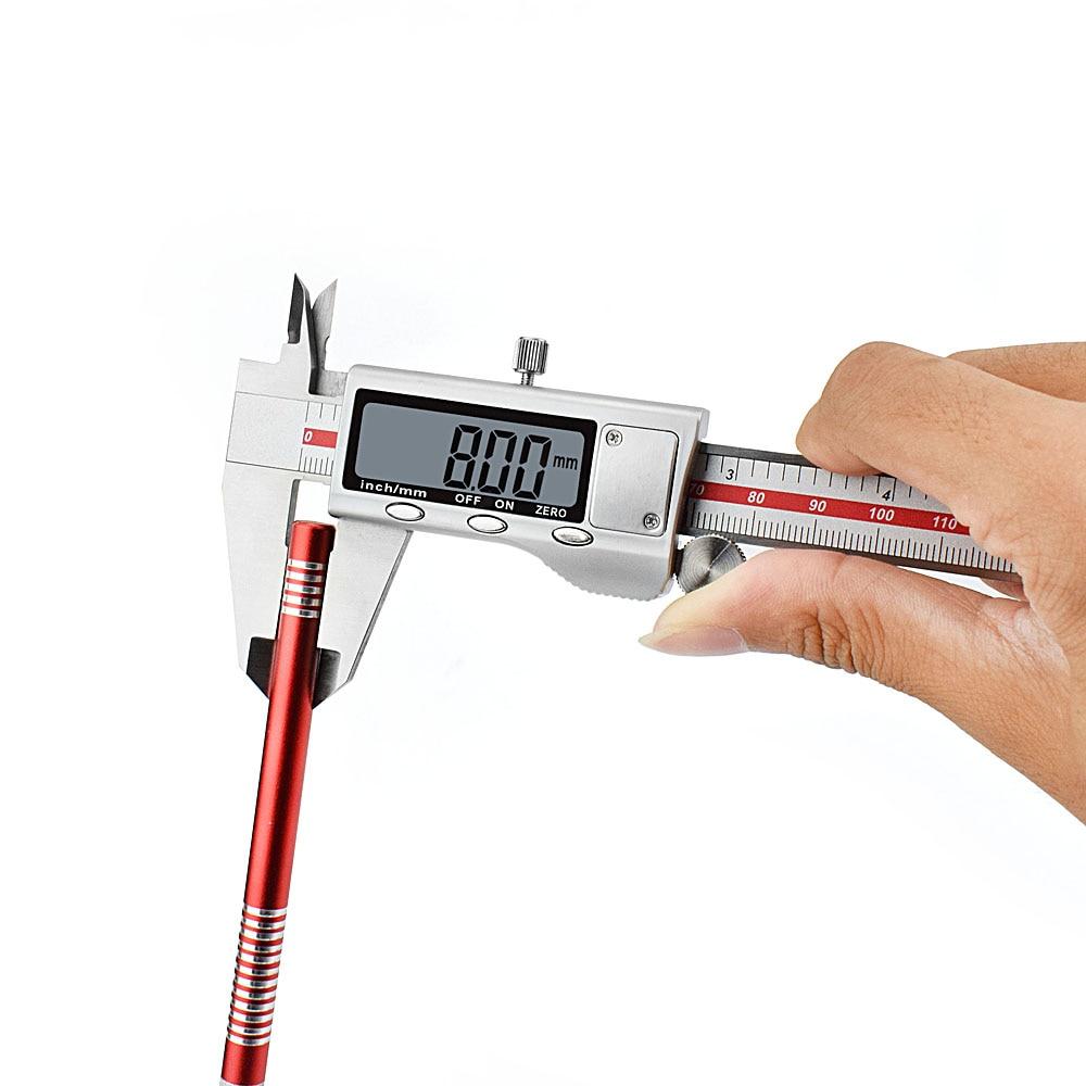 NEWACALOX 150 mm / 0,01 mm LCD obrazovka digitální měřicí - Měřicí přístroje - Fotografie 5
