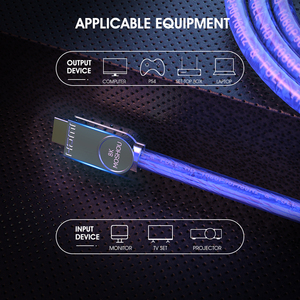 Image 5 - HDMI Cables 2.1 amplifier 8K 60Hz 4K 120Hz HDR 4:4:4 UHD 48Gbps HIFI ARC 12 Bit 7680*4320 with Audio Video