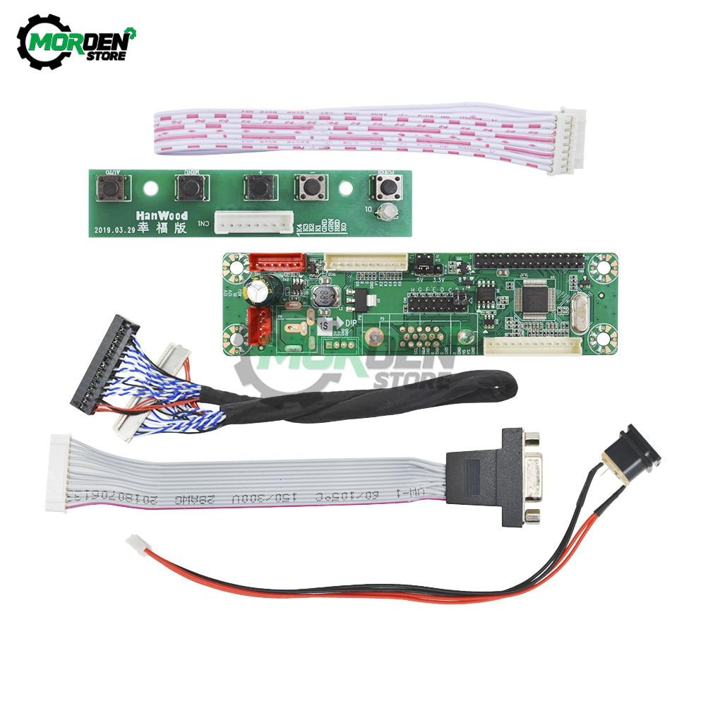 5V 1 kanał wideo VGA MT6820 MT6820-MD HX6820-A HX6820 V2.0 uniwersalny płyta sterownicza moduł
