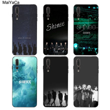 MaiYaCa SHINee KPOP Band Case For Huawei P30 Pro P20 P10 Lite Mate 20 10 Lite Honor 8X 10 9 Y9 Y7 2019(China)