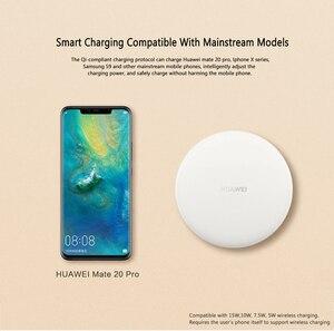 Image 3 - Carregador sem fio huawei original cp60 wpc, carregador de 15w max para samsung e iphone, huawei p30 pro, mate20 xiaomi xiaomi compatível com xiaomi,