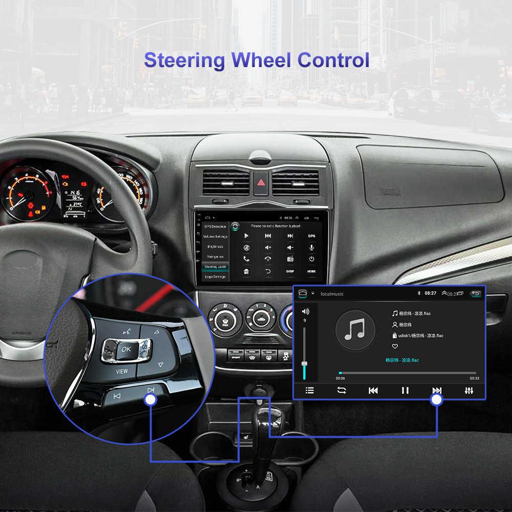 سيارة مشغل وسائط متعددة لادا غرنتا 2018 2019 2Din أندرويد 8.1 سيارة راديو ستيريو الملاحة AutoRadio لتحديد المواقع مسجل شرائط واي فاي