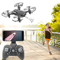 Drone HD MINI UAV Foldable RC quadcopter wifi Camera HD Quad Counter High Hold RC Helicopter Headless Mode Kids Toys 8 channel
