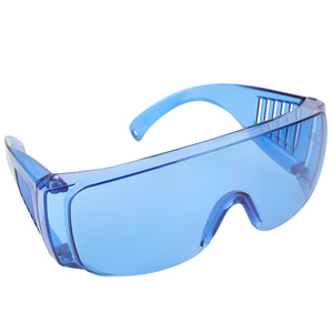 Image 3 - Protective Safety Goggles Glasses Work Dental Eye Protection Spectacles Eyewear Anti shock Goggles Color Goggles