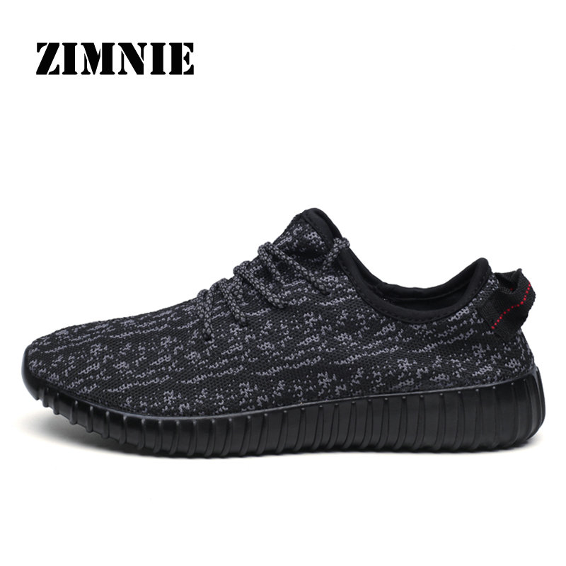 ZIMNIE Ultra-Light Running Shoes Men Summer Breathable Women Athletic Shoes Trainer Sport Shoes Mesh (Air Mesh) Men Shoes