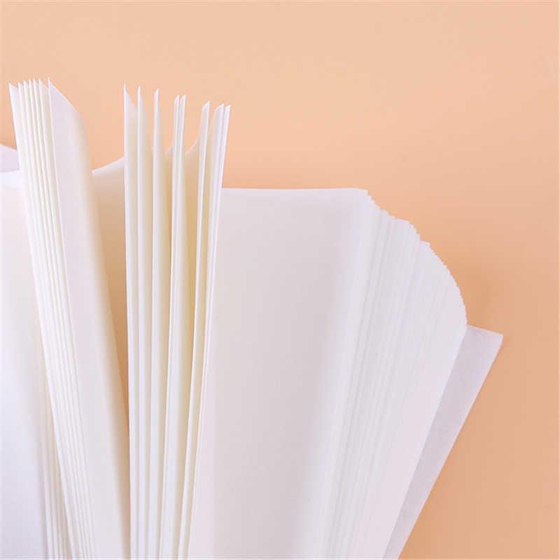 100 sztuk 12x12cm herbatniki pączek papierowe torby olejoodporne chleb Craft piekarnia pakowanie żywności Kraft torebka na kanapkę, pączka, chleb