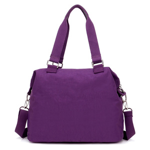 Image 3 - Lüks kadın Messenger naylon omuzdan askili çanta bayanlar Bolsa Feminina su geçirmez yüksek kapasiteli seyahat Kipled çanta kadın Crossbody çanta