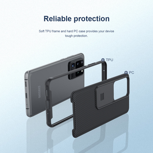 Image 3 - for Samsung S20 Ultra S20 Plus 5G Case Nillkin Slide Camera Protection Lens Protect Privacy Shockproof Cover for Galaxy S20 Capa