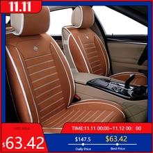 عالية الجودة الكتان مقعد السيارة يغطي صالح كيا ريو 3 4 2017 2018 سورينتو 2005 2007 2011 2013 2016 2017 الروح الأطياف سيارة التصميم