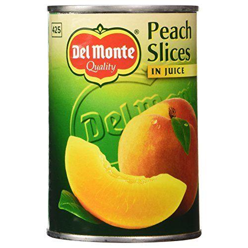 Del Monte Pfirsichscheiben In Saft (415G)
