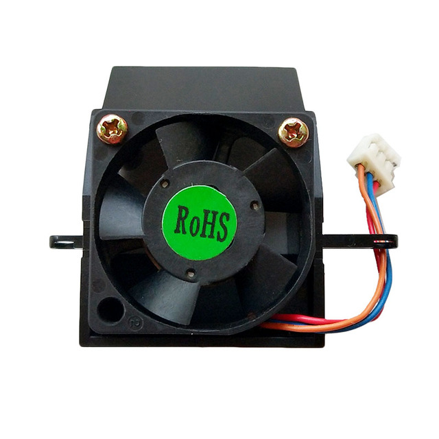 Cooler Fan for Sega Dreamcast DC console cooling Fin Mute