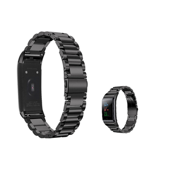Stainless Steel Wrist Strap Replaceable smart Bracelet Adjustable metal Watch Band Accessory for Huami Amazfit COR 1 Strap A1702