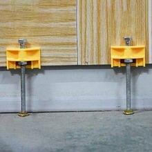 Система выравнивания плитки 10 шт выравниватель высоты локатор