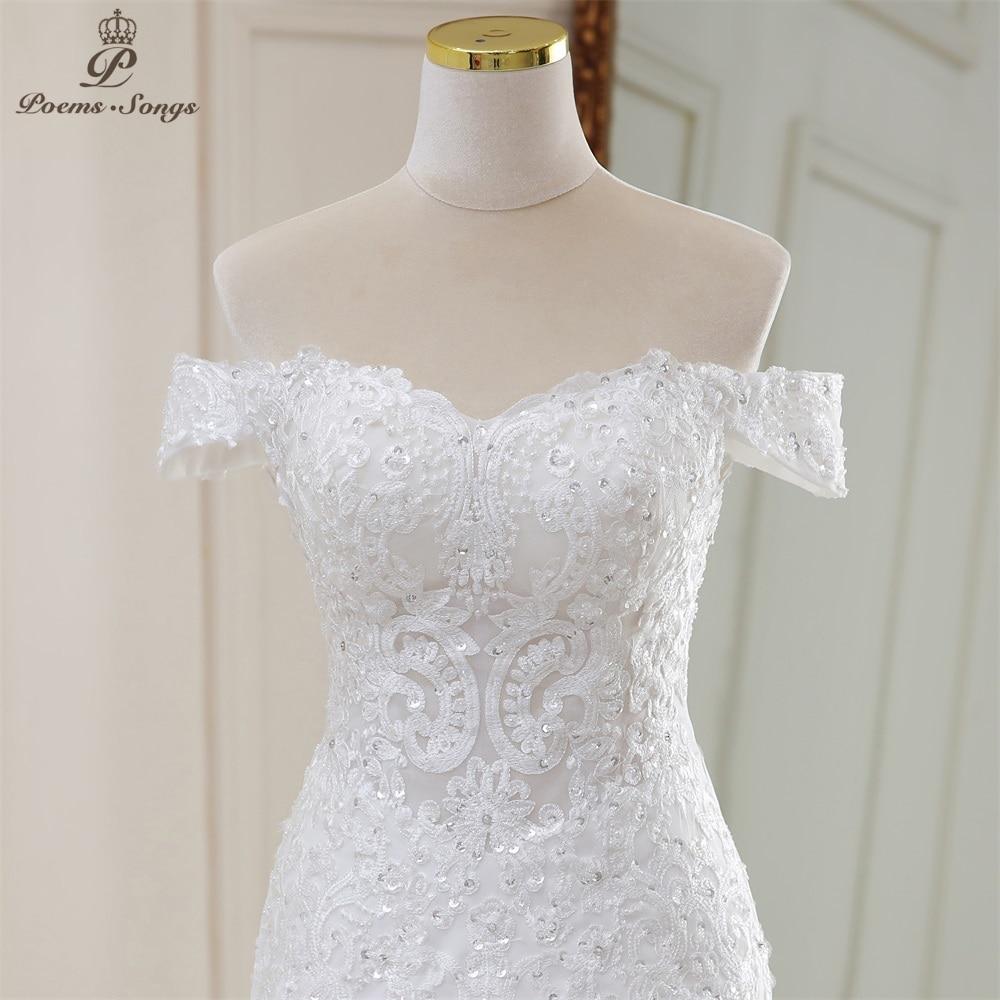Luxury Sexy style mermaid wedding dress 2